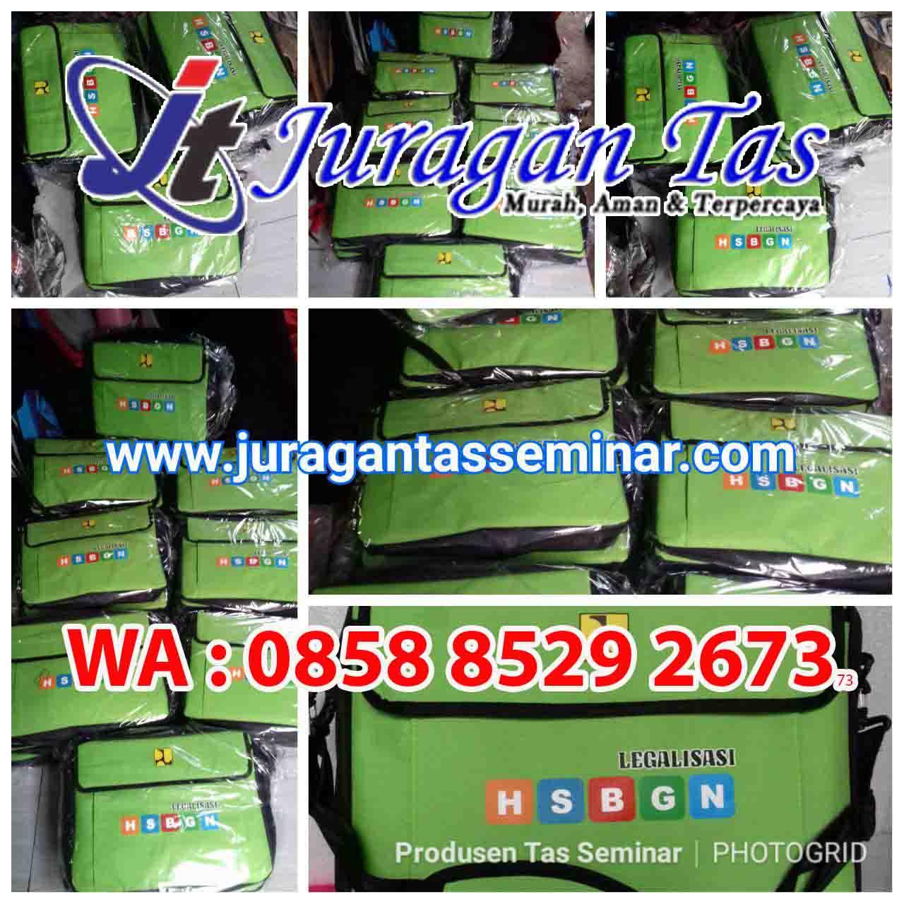 tas seminar tanjung pinang,tas pelatihan murah,tas seminar kit,produsen tas seminar